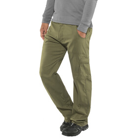 "Prana Stretch Zion Pants Men 32"" Inseam olive"